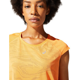 asics Ventilate Crop Top Women, oranje